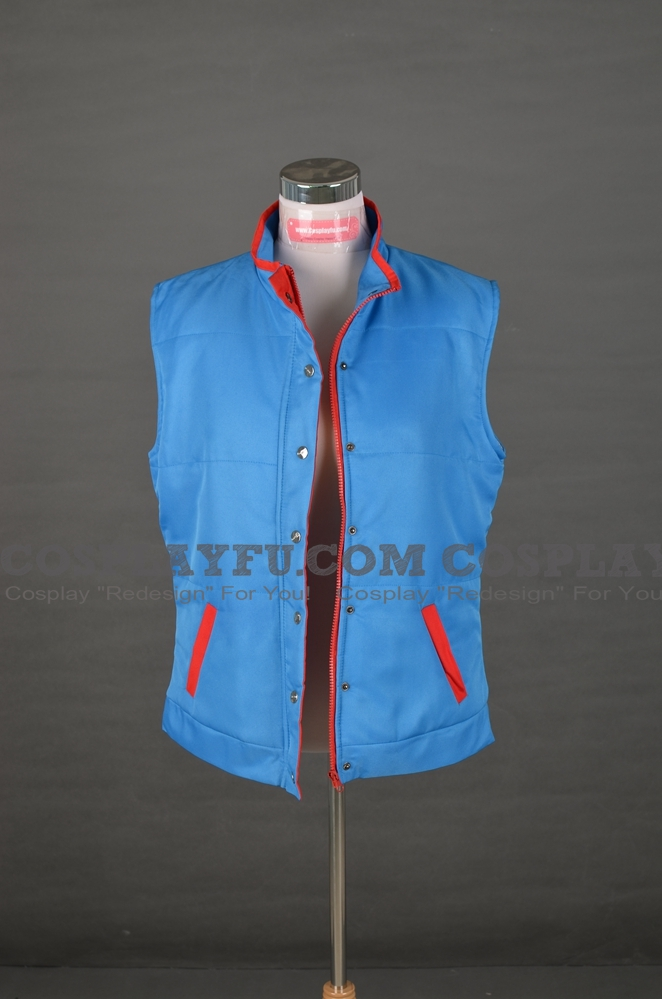 Junpei Vest from Zero Time Dilemma