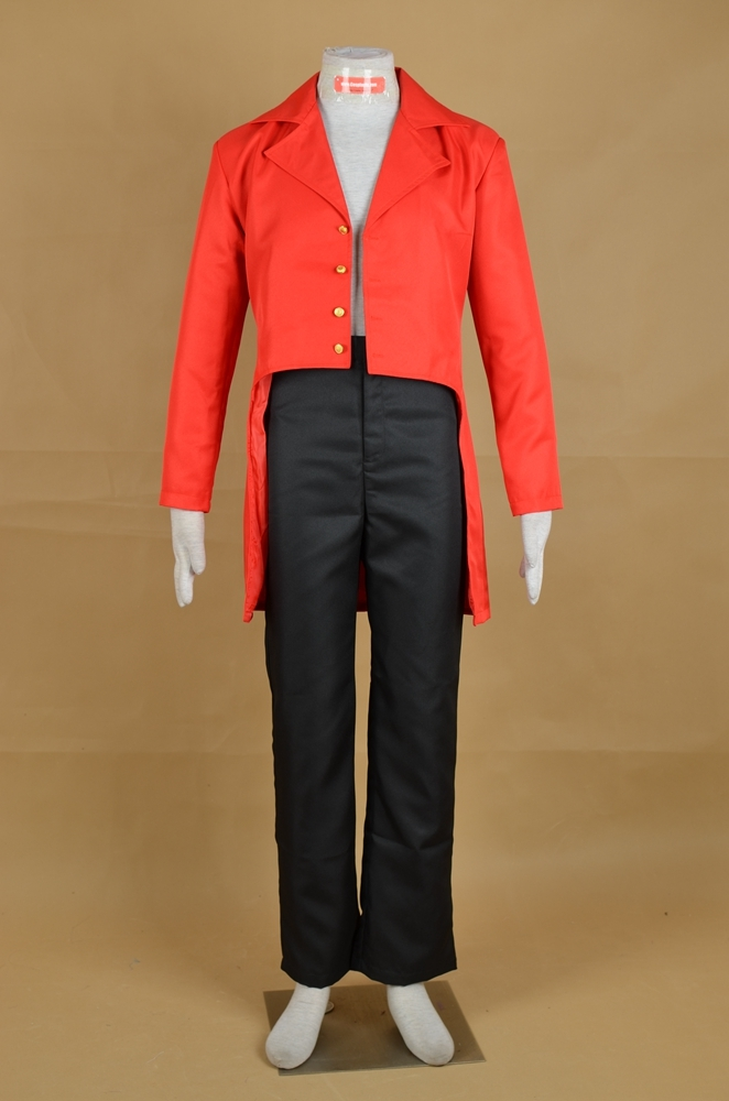 Enjolras Parts (Coat and Pants) from Les Miserables