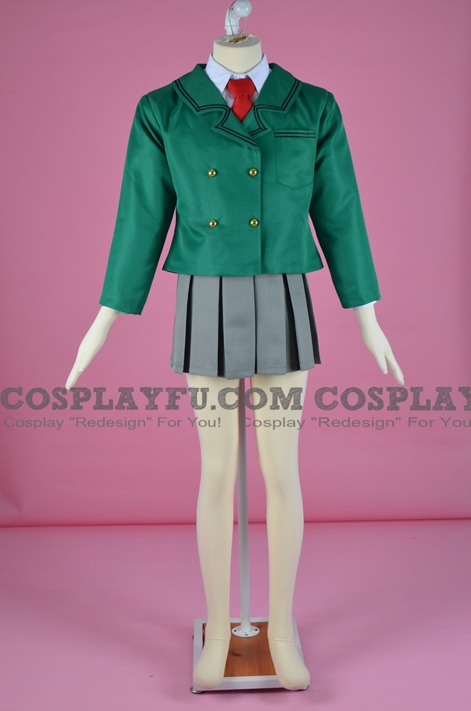 Miaka Yuki Uniform from Fushigi Yugi