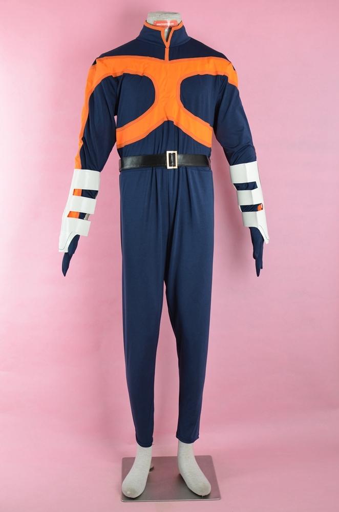 My Hero Academia Enji Todoroki Costume