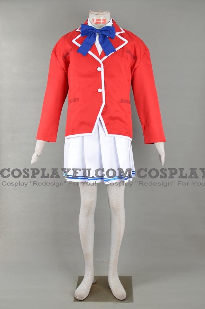 Honami Cosplay Costume from Youkoso Jitsuryoku Shijou Shugi no Kyoushitsu e