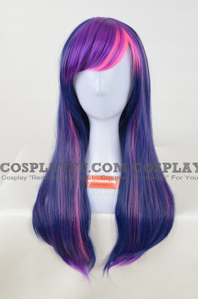 Twilight Sparkle Wig from My Little Pony