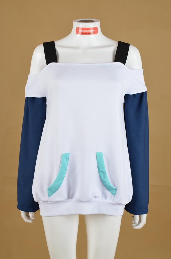 Mizore Shirt (2nd) from Rosario Vampire