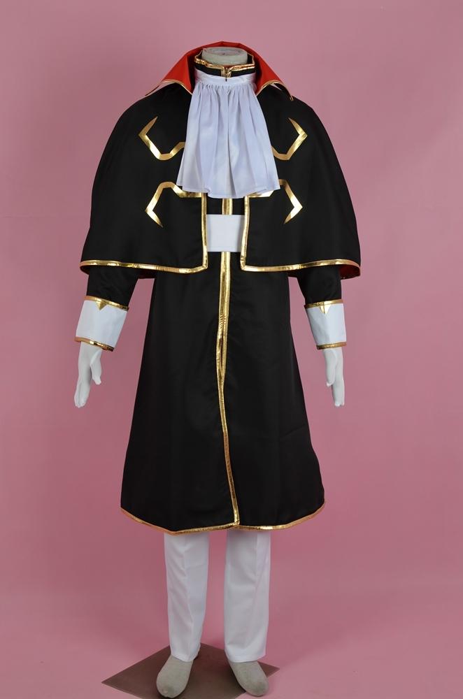 Reinhardt Cosplay Costume from Fire Emblem
