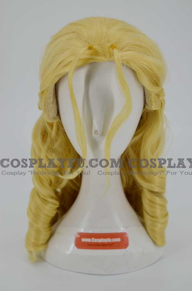 Karin Wig from Street fighter