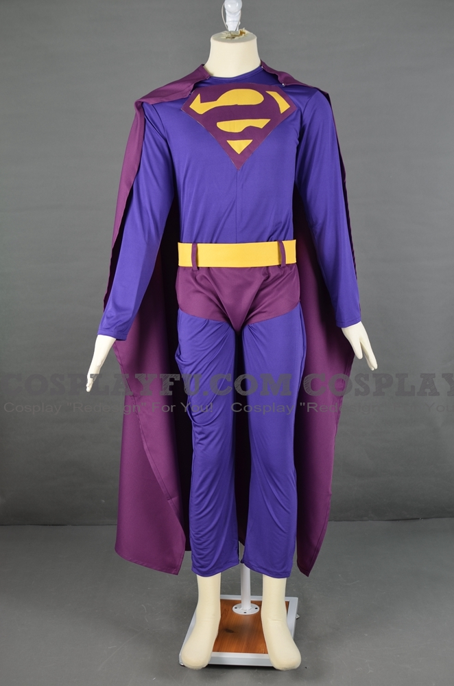 Bizarro Cosplay Costume from Superman