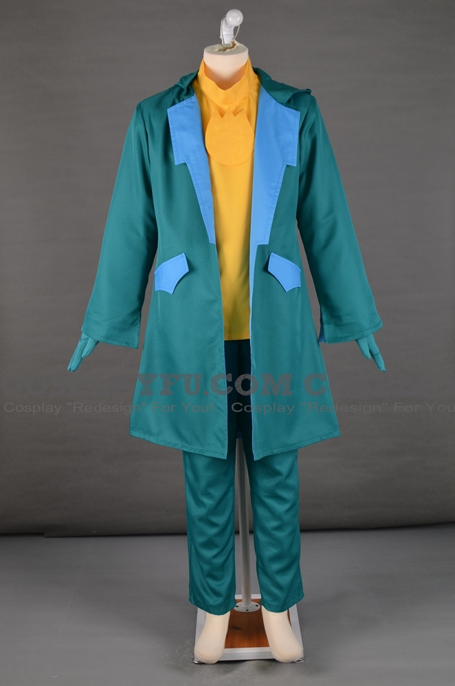 Lemres Cosplay Costume from Puyo Puyo Fever