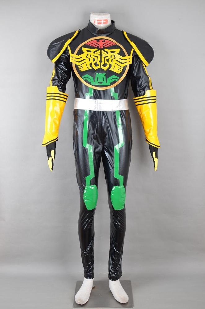 Kamen Cosplay Costume from Kamen Rider: Climax Heroes OOO