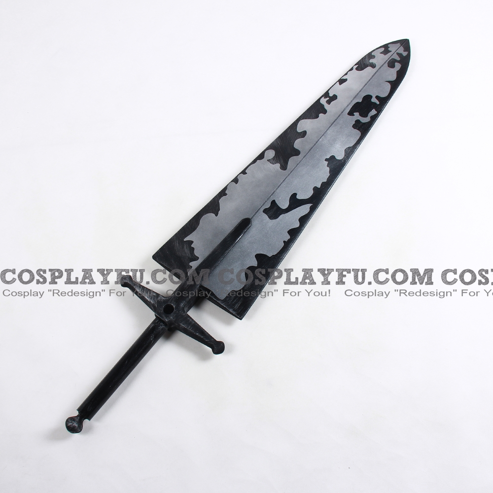 Asta Sword from Black Clover