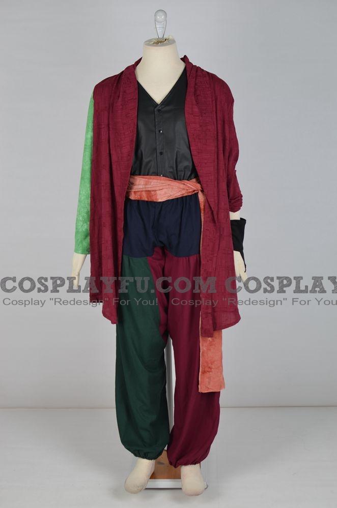 Graphite Cosplay Costume from Kamen Rider EX-aid