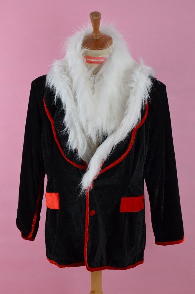 Lysandre Coat from Pokemon X and Y