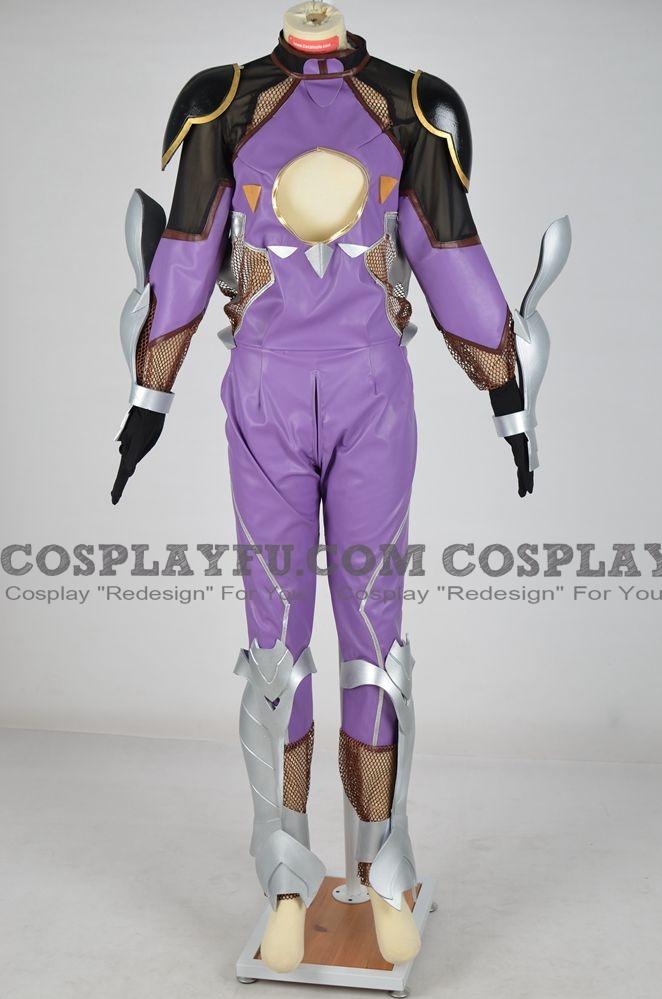 Rinko Cosplay Costume from Taimanin Asagi