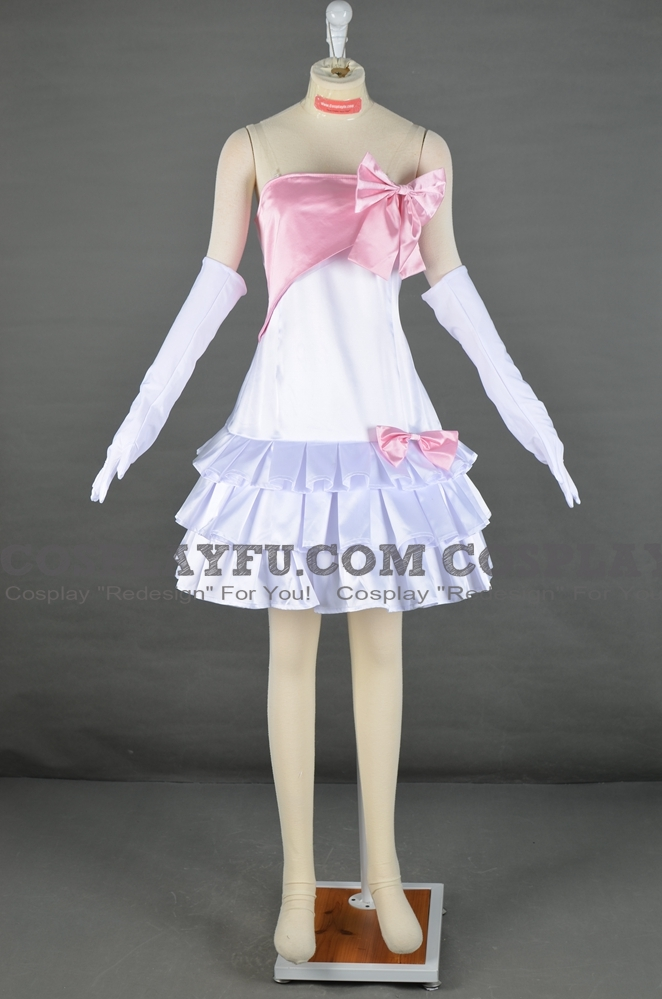 Honoka Cosplay Costume (Bridesmaids) from Love Live!