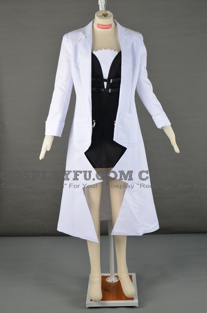Ichiru Cosplay Costume from Grisaia: Phantom Trigger