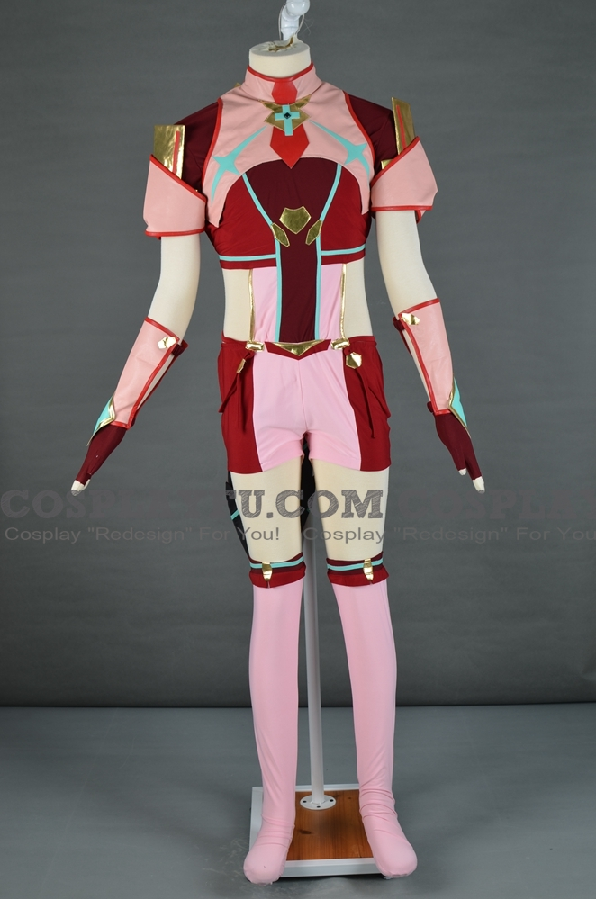 Pyra Cosplay Costume from Xenoblade Chronicles 2