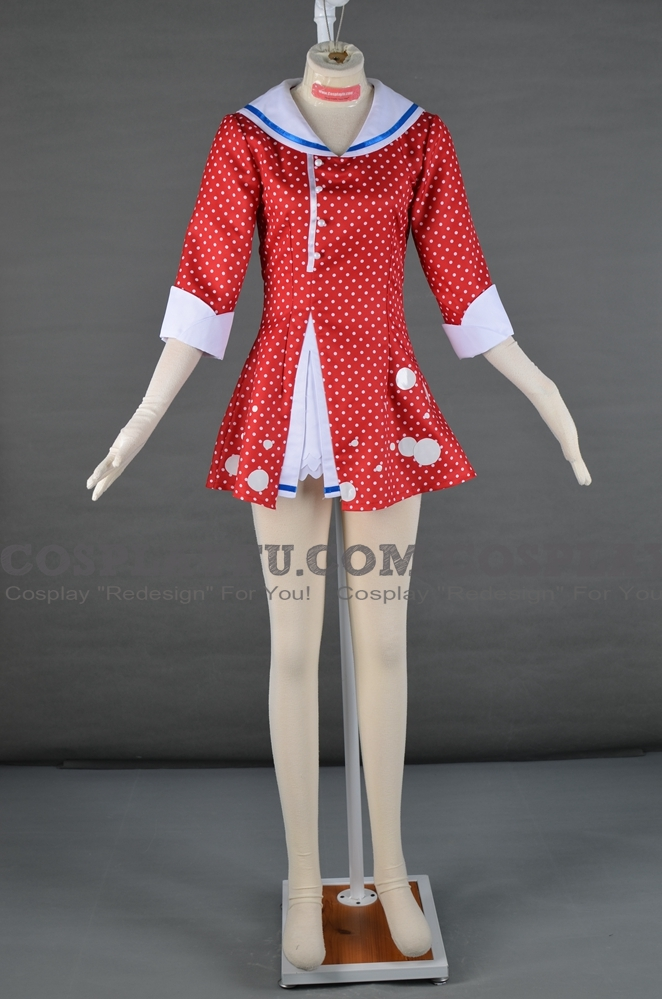 Emi Cosplay Costume from Infini-T Force