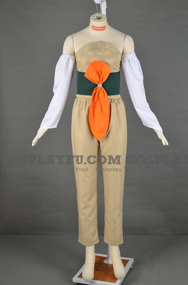 Princesse Amalia Sheran Sharm Cosplay Costume from Wakfu