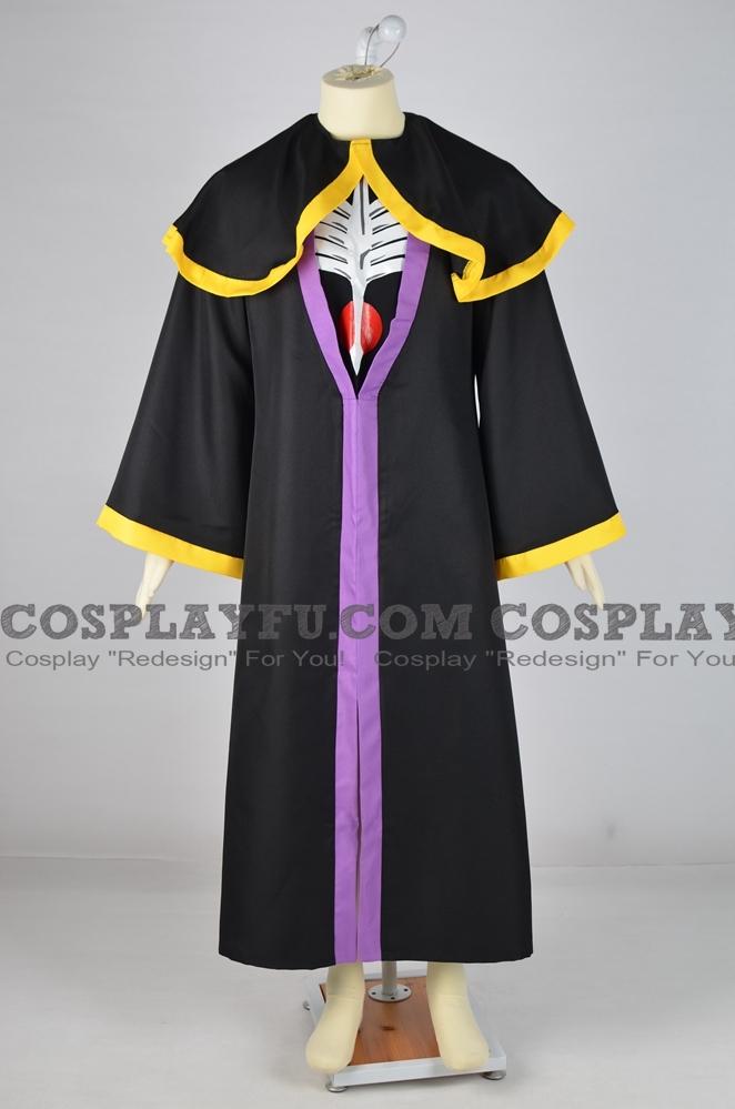 Overlord II Momonga Costume