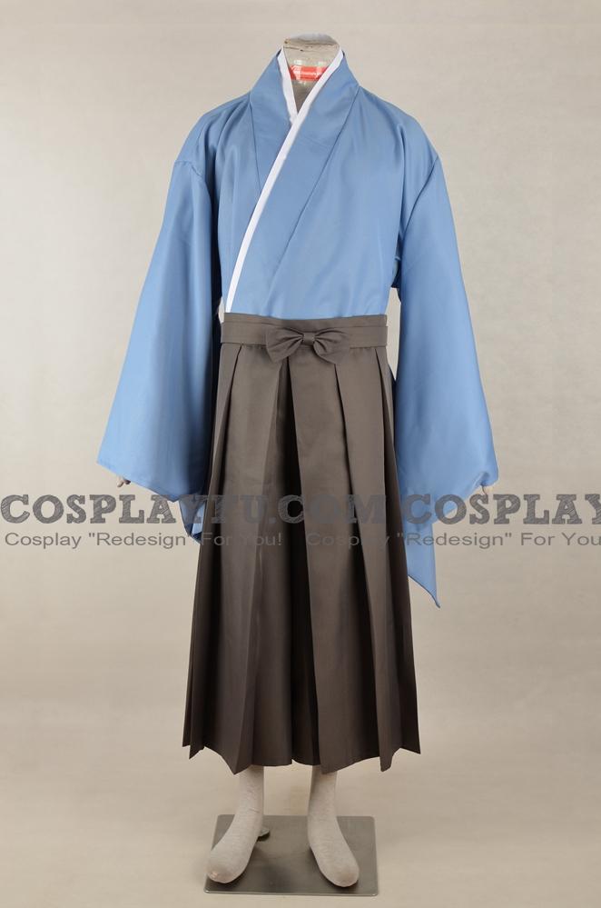 Ginji Cosplay Costume from Kakuriyo no Yadomeshi