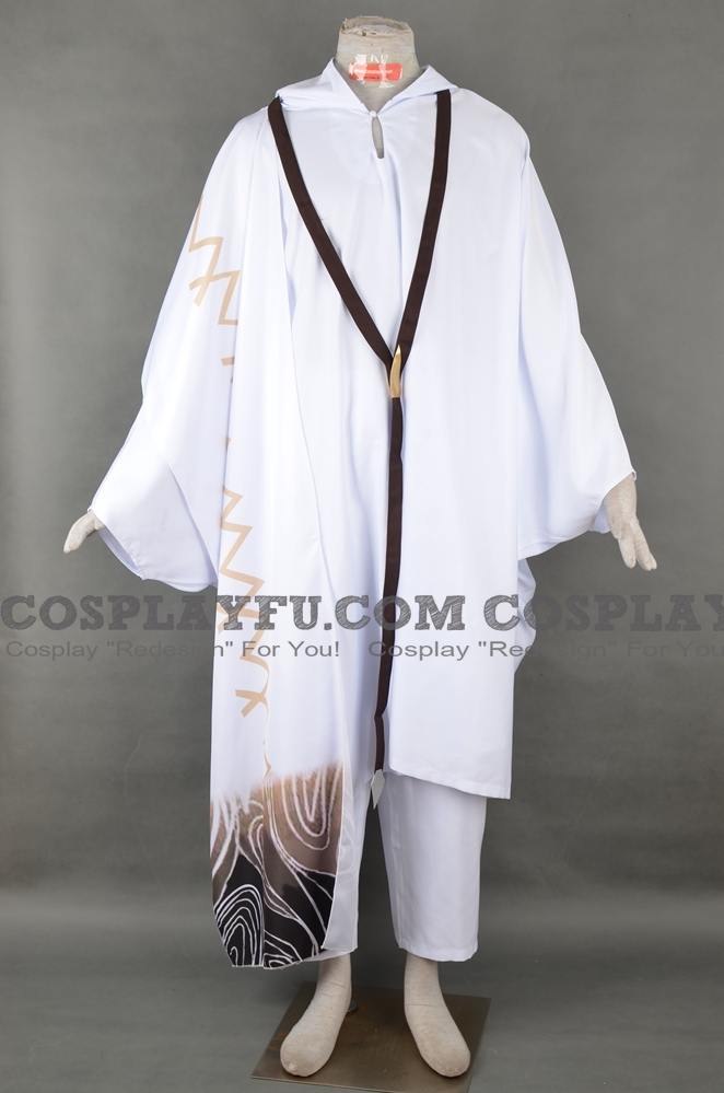 Enkidu Cosplay Costume from Fate strange Fake