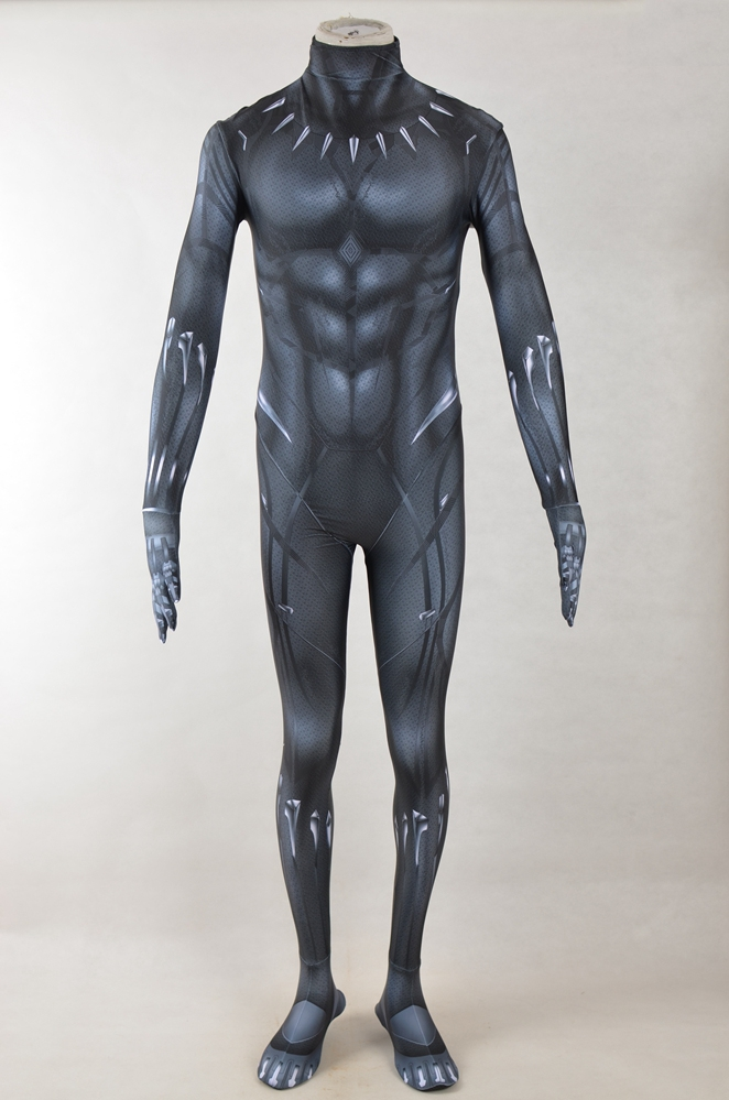 Black Panther (2018) Pantera Nera Costume