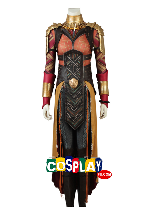 Black Panther (2018) Okoye Costume