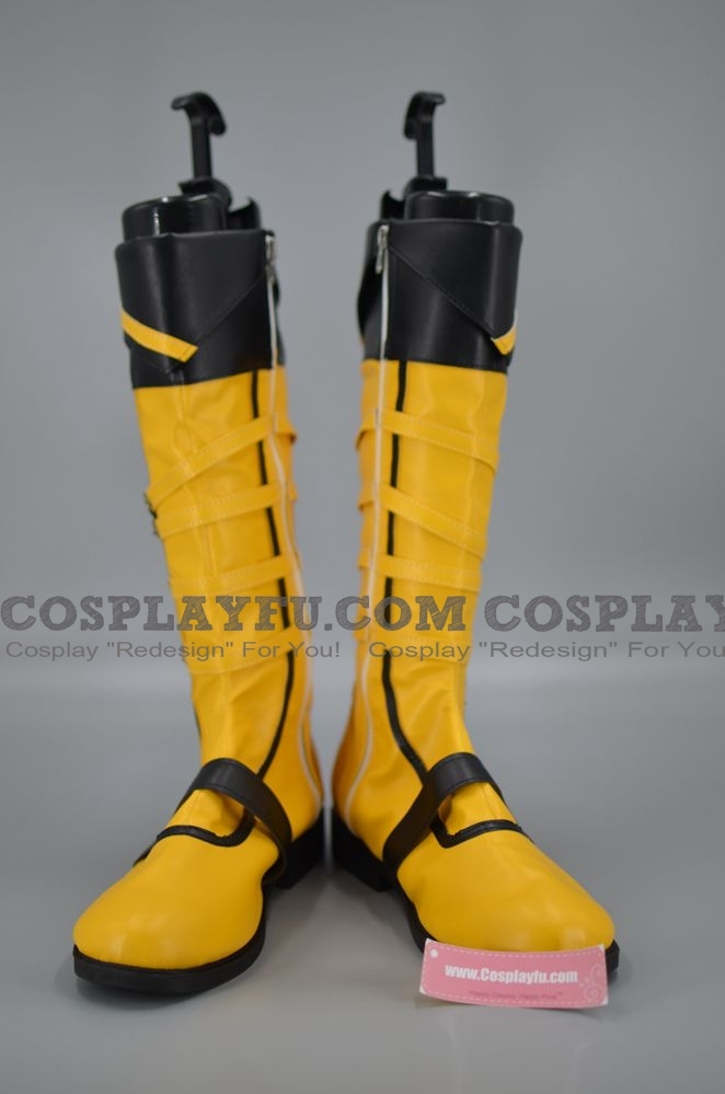 Lily Bloommerchen Cosplay Costume Shoes from Soul Worker