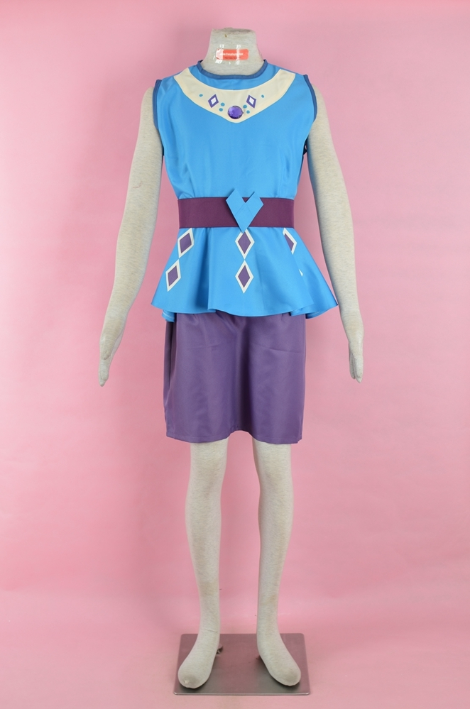 Rarity Cosplay Costume from My Little Pony
