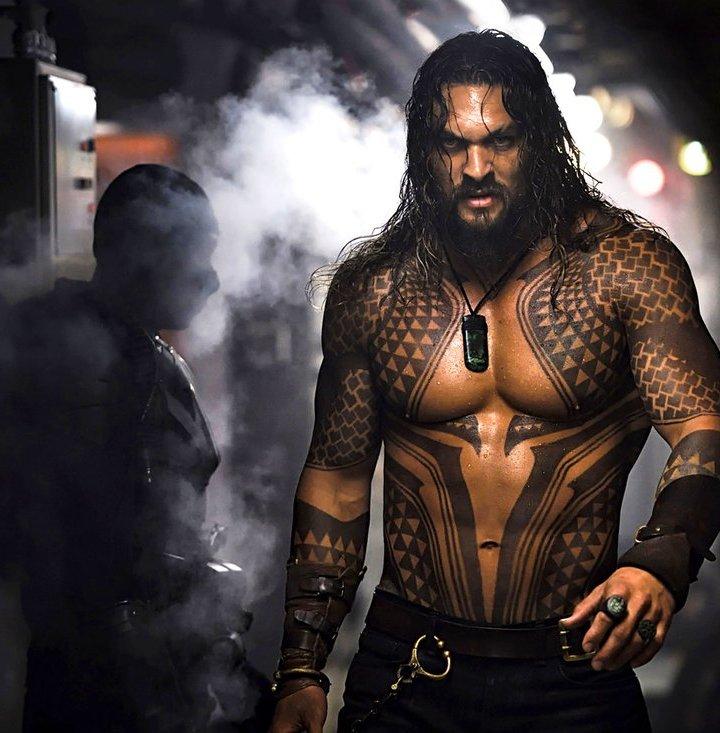 Aquaman Aquaman Kostüme (2018 Movie)
