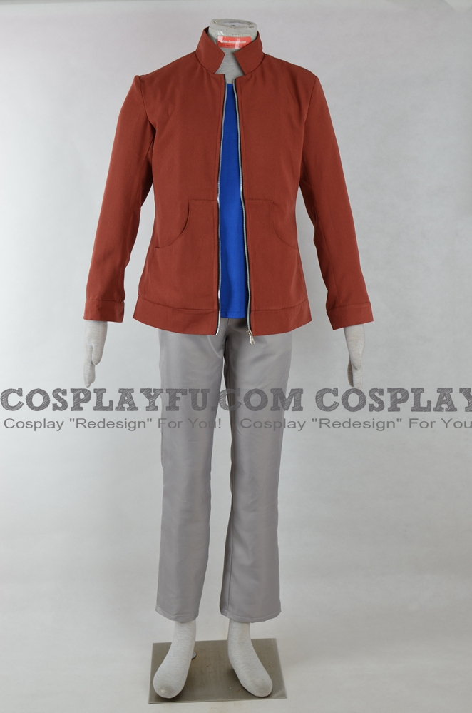 Captain America Peter Parker Costume