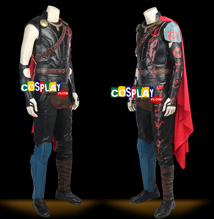 Thor Cosplay Costume from Avengers: Infinity War