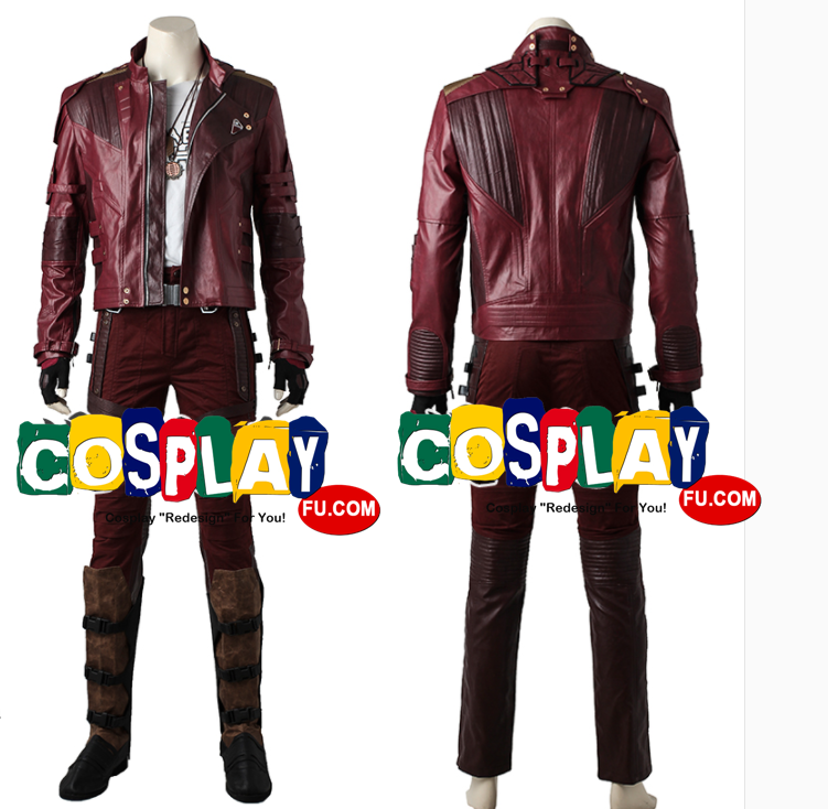 Guardiani della Galassia Star-Lord Costume (2nd)