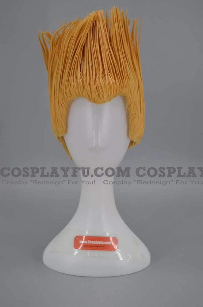 Paul Phoenix wig from Tekken
