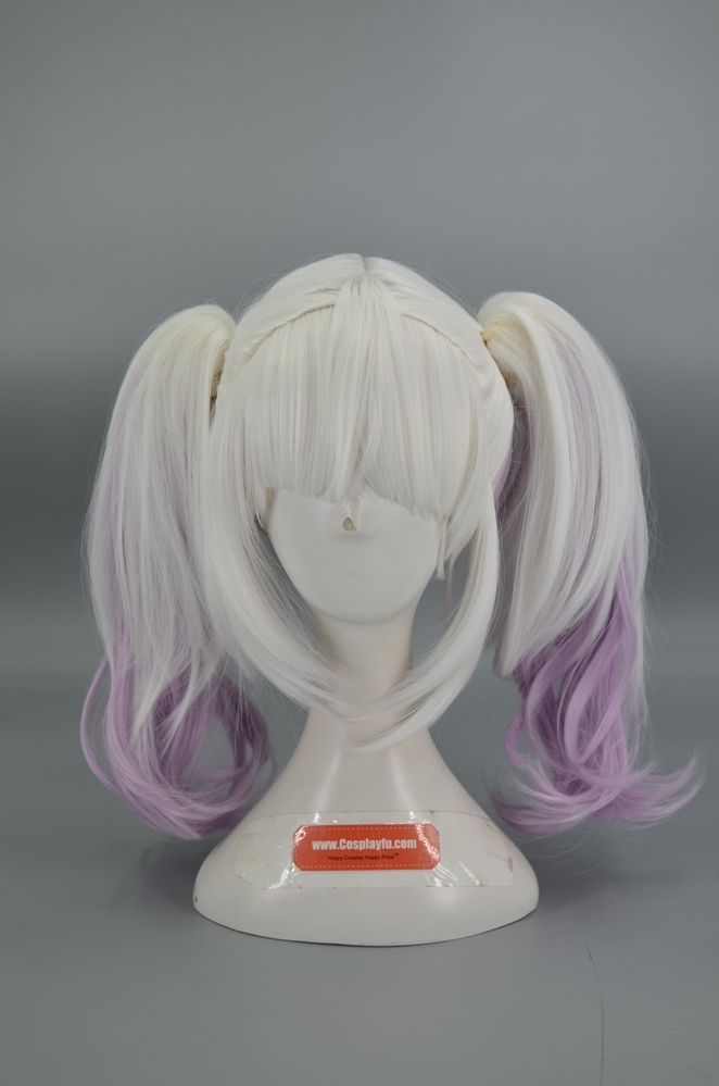 Kaguya Luna Cosplay Costume Wig from Virtual Youtuber