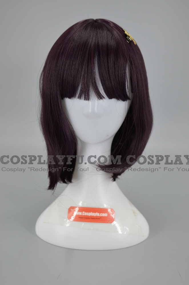 Akiko Wig (BoBo) from Bungou Stray Dogs