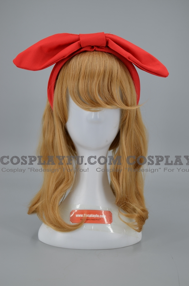 May Wig (TV version) from Pokemon