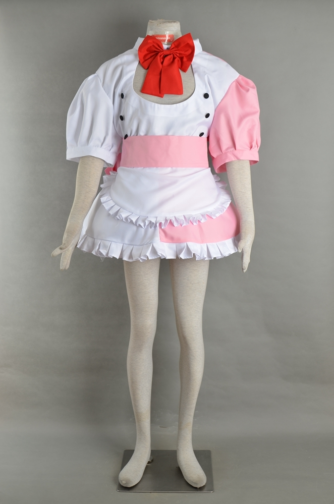 Monomi Cosplay Costume (2nd) from Danganronpa
