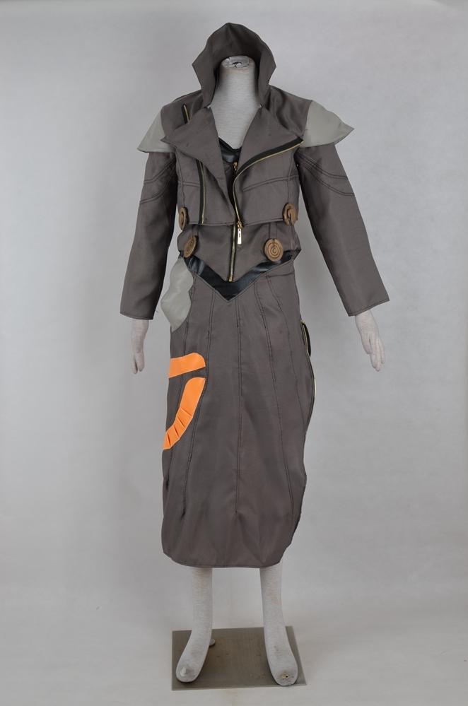 Argilla Cosplay Costume from Shin Megami Tensei