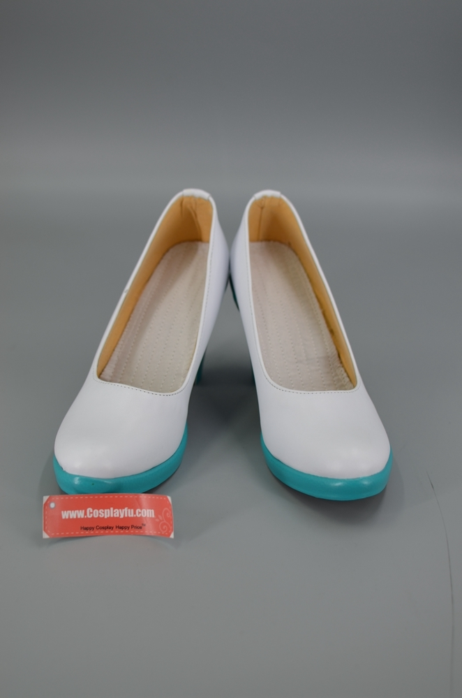 Miku Shoes from Vocaloid