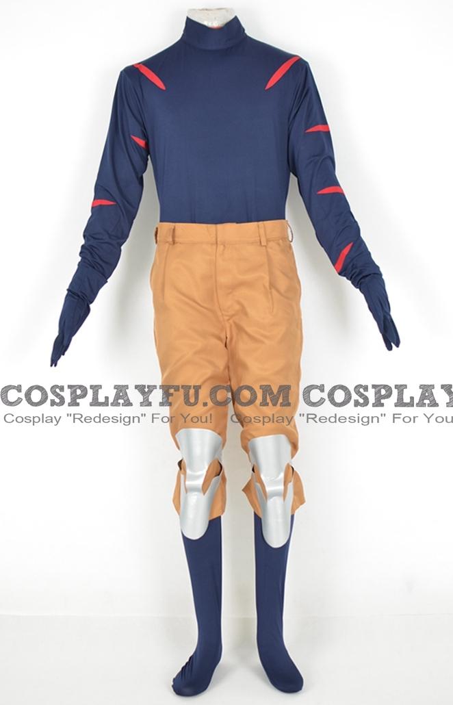 Nomu Cosplay Costume from My Hero Academia