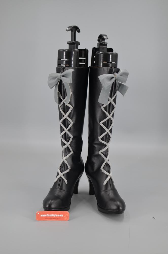 Black Butler Ciel Phantomhive Zapatos (454)