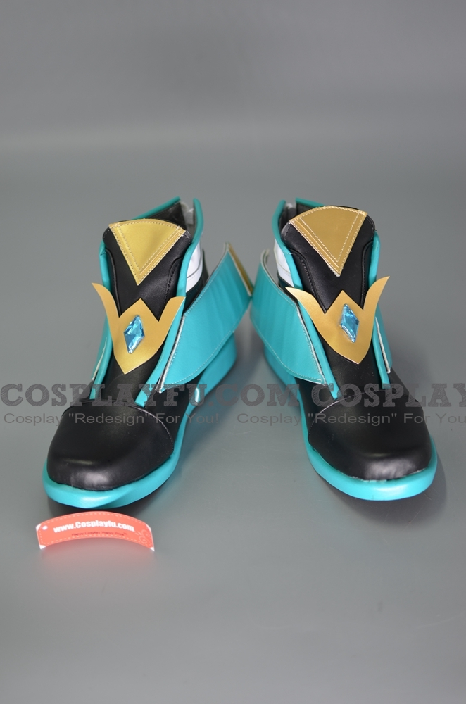 Ainchase Ishmael Shoes (3134) from Elsword