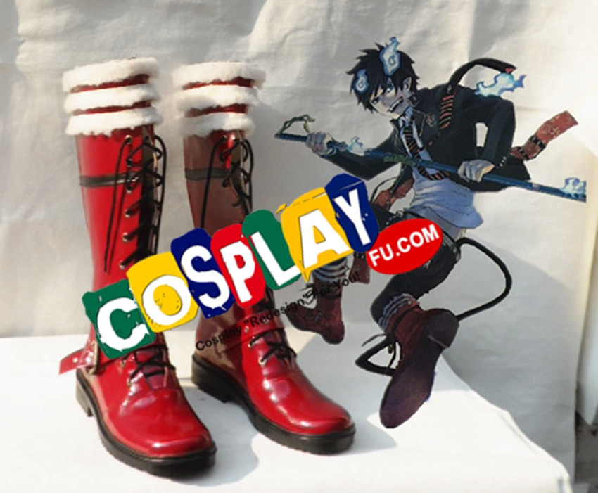 Rin Shoes (38) from Blue Exorcist