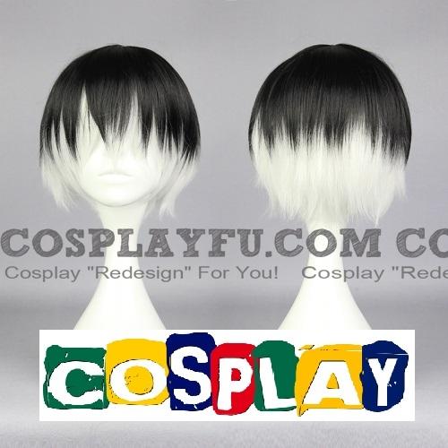 Ken Kaneki wig from Tokyo Ghoul