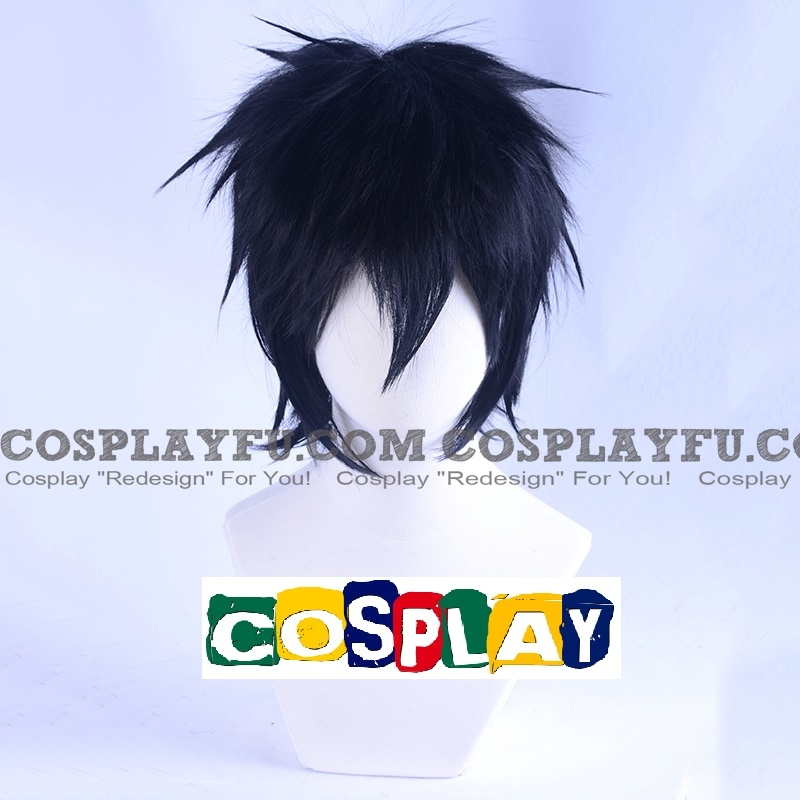 Mugen wig from Samurai Champloo