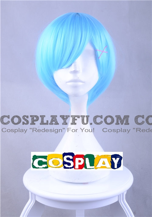 Rem wig from Re:Zero