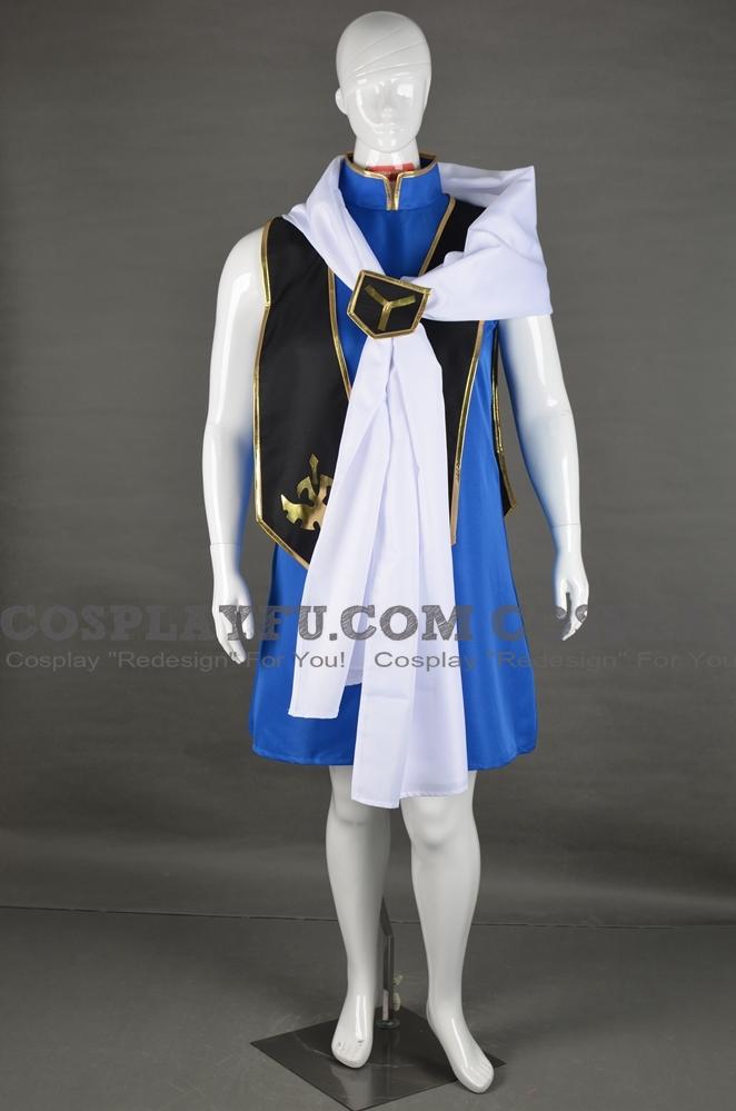 Schneizel Cosplay Costume from Code Geass