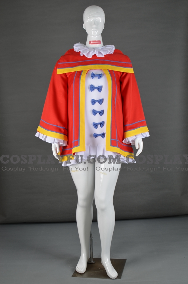 Rasputin Cosplay Costume from Eiyuu Senki
