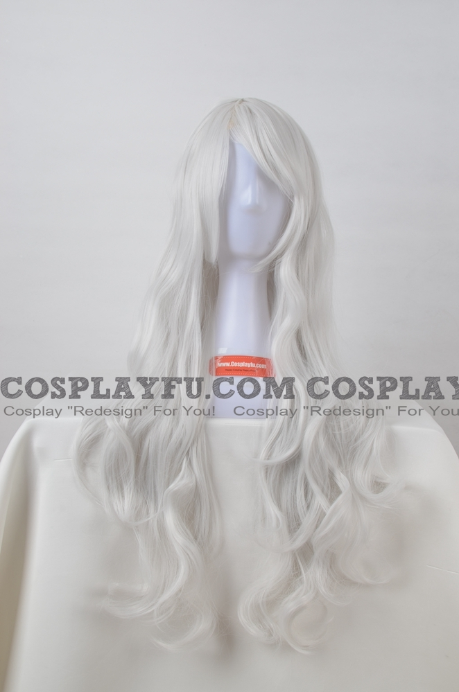 Iron Maiden Jeanne wig from Shaman King