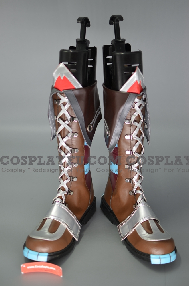 Adol Christin Shoes from Ys VIII: Lacrimosa of Dana